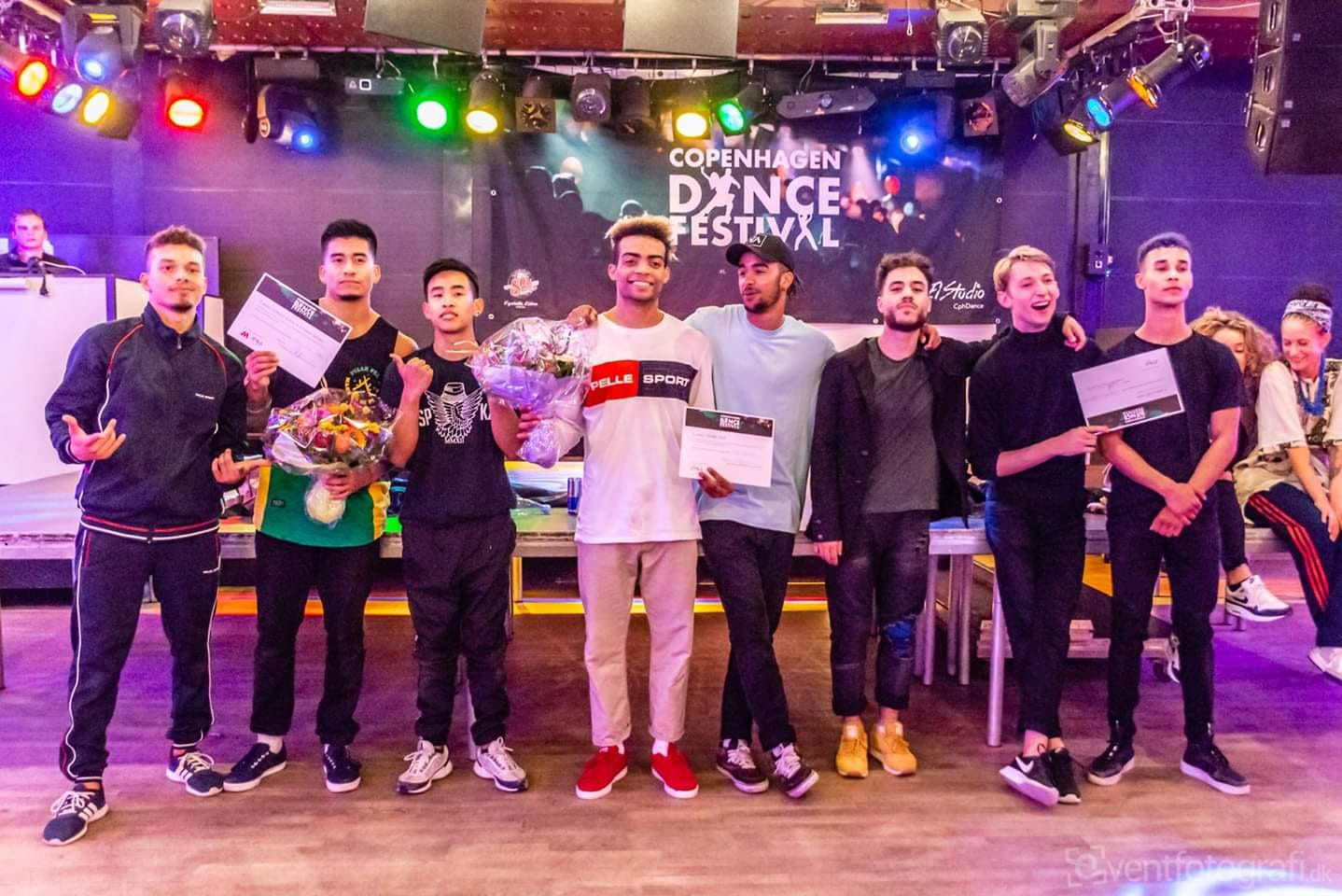 Universal Dance Competition 2019