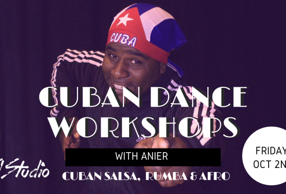 Workshops with Anier