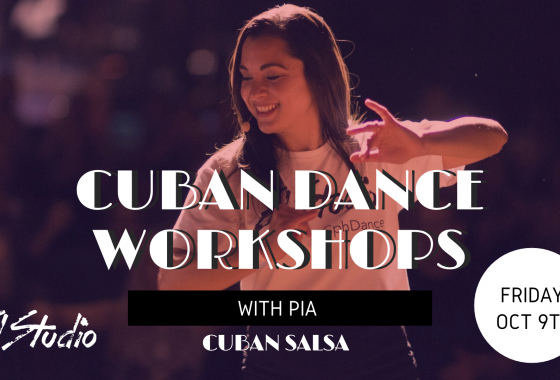 Workshops with Pia